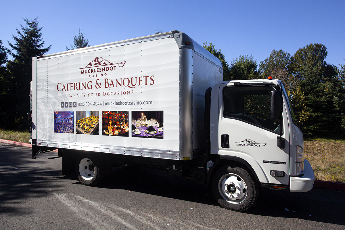 Muckleshoot Catering Truck