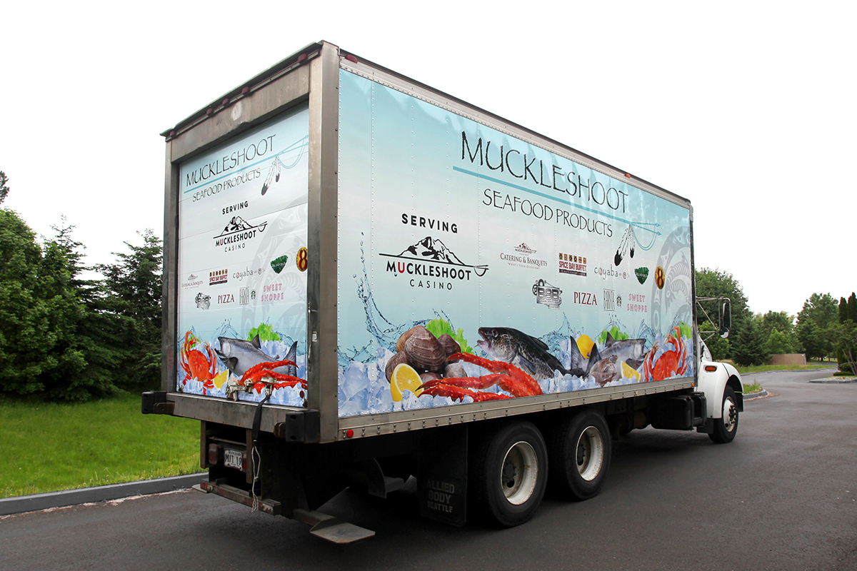 Muckleshoot Seafood Truck